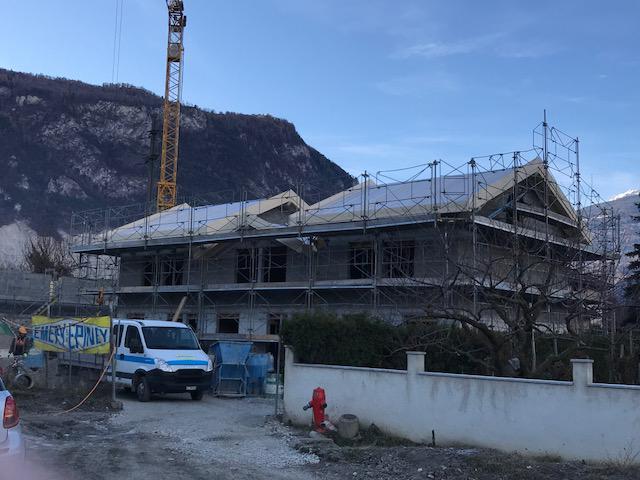 Constructeur 4.5 pièces &5.5 pièces à Saint Léonard
