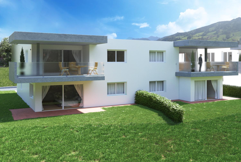 Achat villa neuve à Ormone