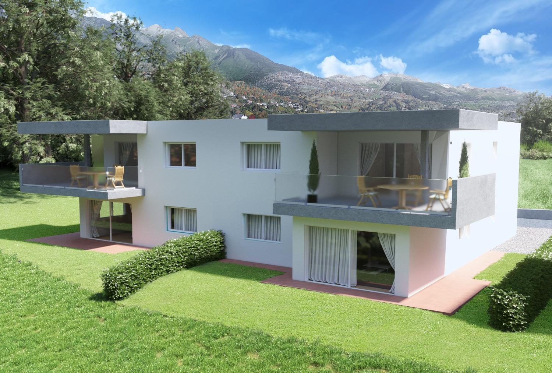 Villas neuves à vendre à Ormone